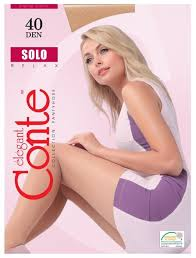 Купить <b>Колготки Conte</b> Elegant <b>Solo</b> 40 den, размер 6, beige ...
