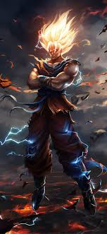 Goku iPhone Wallpaper - Top Best Goku ...
