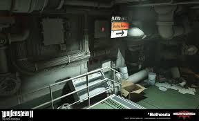 ArtStation - Wolfenstein 2: Eva's Hammer, Myles Lambert in 2020 |  Wolfenstein, Wolfenstein 2, The new colossus