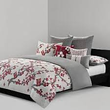 king duvet set. Unique Duvet N Natori Cherry Blossom King Duvet Cover Mini Set Throughout K