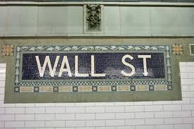 Photo 4 of 10 NYC Subway Tiles - Wall St Station (love The Border On This  One) (
