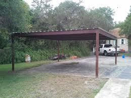 20 x 20 carport free standing 12