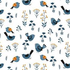Bird Pattern Magnificent Paper Bird Vectors Photos And PSD Files Free Download
