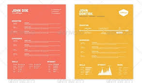 Colorful Resume Templates Enchanting Colorful Resume Templates Everything Of Letter Sample