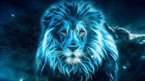 Free download Blue Lion Wallpaper Hd ...