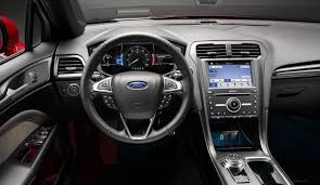 2018 ford fusion.  ford 2018 ford fusion dashboard inside ford fusion