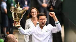 """Wimbledon: Pressestimmen zum 20. Grand-Slam-Sieg von Novak Djokovic -  """"Jetzt ist er endgültig Teil der Größten 3"""" - Eurosport"""