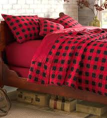 red and black buffalo check bedding boy crib bedding charcoal buck birch deer skin red black