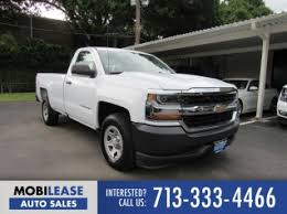 Used Chevrolet Silverado 1500s for Sale in Houston, TX | TrueCar