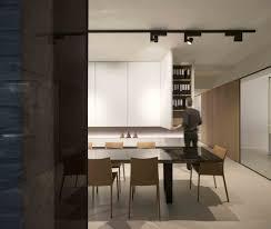 architects office design. Architects Office Design Minimalist Wood Desk Erubo Spotlight Track System Lighting LED Kreon Tools Of R