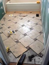 laying tile in bathroom. Creative Of Laying Tile In Bathroom With How To Lay Floor