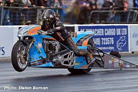 king racing top fuel bike drag racing