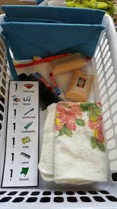 best images about work skills montessori work skills special education toiletry bag sorting