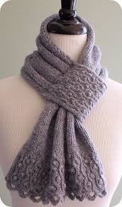 Free Knitting Patterns Custom 48 Keyhole Scarves And Shawl Knitting Patterns Knitting