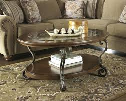 ashley coffee table home canada round glass with 4 stools signature design by hamlyn trunk lift