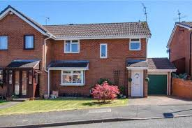 Captivating 3 Bedroom Semi Detached House For Sale   Longfellow Close, Redditch,  Worcestershire,