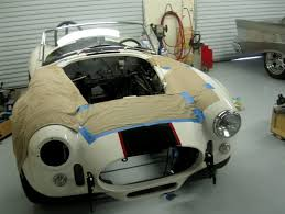 1965 shelby cobra 1964