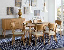 Home Elegance Anika Ash Dining Table The Classy Home