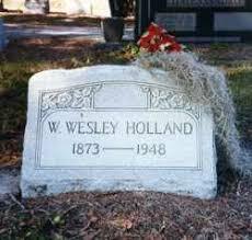 William Wesley Holland (1873-1948) - Find A Grave Memorial