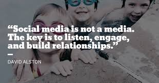 Media Quotes Stunning Social Media Quote Of The Week Health Care Social Media
