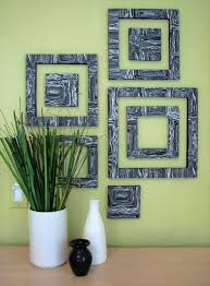 wall art patterned squares diy wall art ideas and do it yourself wall decor for