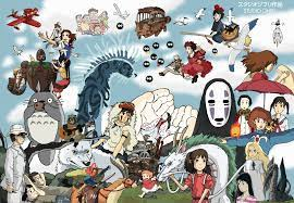 Studio Ghibli - huyền thoại của nền công nghiệp phim hoạt hình Nhật Bản -