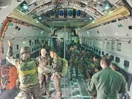 Brazilian Air Force Embraer C-390 Millennium Performs First Paratrooper  Launch - MilitaryLeak