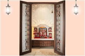 temple door glass design for home