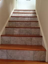 how to put vinyl plank flooring on stairs flooring designs