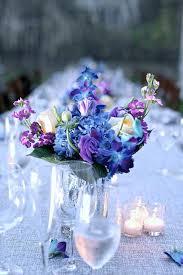 ... Medium Image for Blue Flower Arrangements Best Purple Flower  Centerpieces Ideas On Purple Decorating Blue Flower