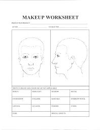 makeup plot templates