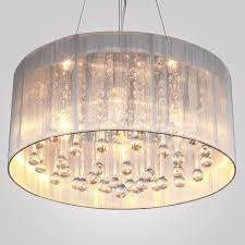 surprising lamp shade chandelier 33 inspiring drumt lighting hanging large