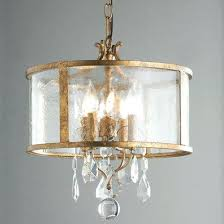 fearsome drum shade chandeliers shades of light intended for crystal chandelier with remodel 5 modern crystal
