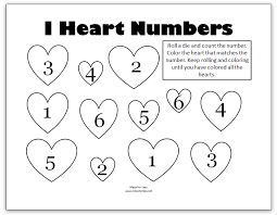 Preschool Valentine Printables - route12.us