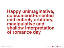 Anti Valentines Day Quotes