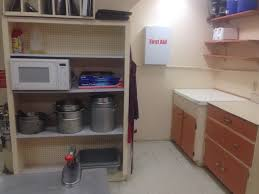 commercial kitchen cascade meadows camp plenty of food preparation areas