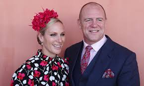 A spokeswoman for the queen's granddaughter and the former england rugby player said their third. Zara Tindall Looks Blooming Lovely In The Floral Dress Of Dreams And You Re Going To Love Her Bag Hello