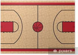 With an open top design and superior weather resistance and drainage, our floors are ready to play all year round. Basketball Court Poster Pixers We Live To Change
