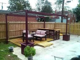 diy deck canopy outdoor diy outdoor canopy ideas