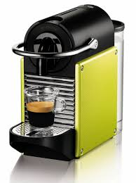 coffee machines for home. Interesting For Yellow Lime Nespresso Espresso Machine In Coffee Machines For Home