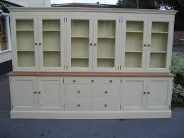 Living Room Display Cabinets Painted Library Bookcase Living Room Display Cabinets Pine