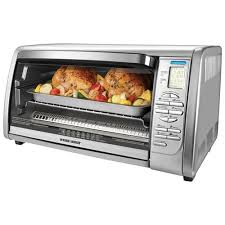 black decker cto6335s stainless steel digital countertop convection oven
