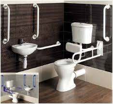 bathroom aids for disabled. raised toilet seats bathroom aids for disabled