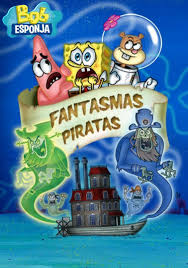 Bob Esponja: Fantasmas Piratas Online Dublado