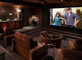 Home Theatres Designs Cool Decorating Design