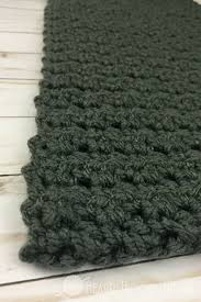 Free Quick And Easy Crochet Scarf Patterns
