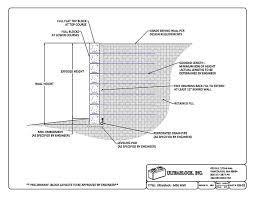 ultrablock concrete block construction details