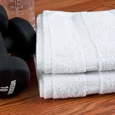 24 x 50 100 open end cotton hotel bath towel 10 5 lb 12 pack