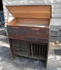 old office desk. Antique Post Office Desk Old