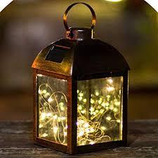 Solar lantern string lights Hanging Go2garden Led Hanging Tabletop Solar Lantern With Firefly Fairy Star Warm White Copper Wire String Lights Amazoncom Go2garden Led Hanging Tabletop Solar Lantern With Firefly Fairy Star